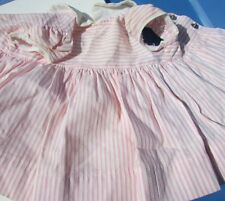 Vintage Chatty Cathy Pink Peppermint Stick Dress Mattel Tagged 1960's