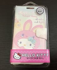 For Samsung Galaxy Note 2 - HELLO KITTY LEATHER WALLET FLIP POUCH CASE COVER