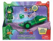 PJ Masks Super Moon Adventures ~ Gekko Moon Rover ~ Vehicle & Figure