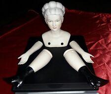 Vintage Martha Washington Porcelain doll Parts Head Legs Arms