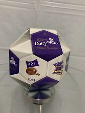 Cadbury Premier Leage Mixed Chunk Chocolate Ball Gift Set 290g Travel Exclusive⚽