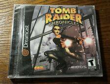 Tomb Raider: Chronicles (Sega Dreamcast, 2000) Sealed