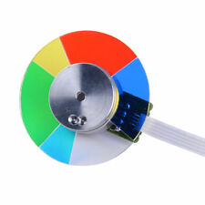 Original New Projector Color Wheel for OPTOMA HD141X HD180 GT1080 HD230X
