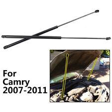 2pcs Front Hood Bonnet Lift Support For Toyota Camry 2007-2011 Shock Gas Strut