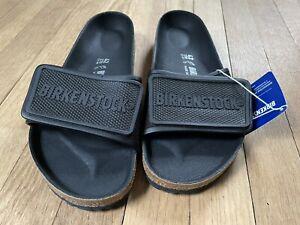 Birkenstock Tema Micro Fibre Sandals - Black US M9/EU 42