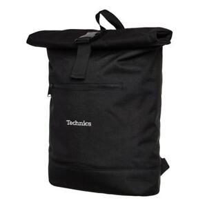 DMC Technics Roll Top Record & Laptop Bag