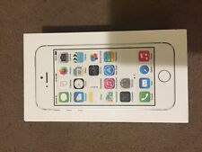Apple iPhone 5s - 16GB - Silver (Unlocked) Brand New