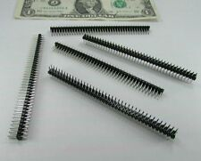 """5 Amp Tyco Headers, 40 Pair 2 Row 4-103328-01 T401112IN .100"""" 2.54MM 80 Position"""