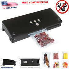 Foodsaver White Vacuum Sealer System Seal A Meal Fresh Food Storage Bags Machine