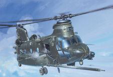MH-47 E Soa Chinook Elicottero Helicopter 1:72 Plastic Model Kit ITALERI