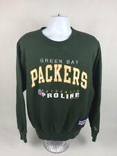 VTG 1996 Champion NFL Green Bay Packers Crewneck Sweatshirt Size Medium