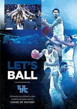 BLU-RAY Let's Ball - 2015 University of Kentucky Season in Review (Blu-Ray) NEW