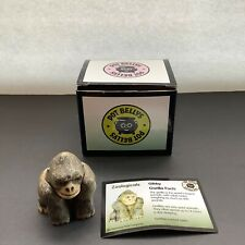 Harmony Kingdom Harmony Ball Pot Belly Gibby Gorilla New In Box Collectible
