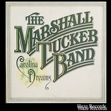THE MARSHALL TUCKER BAND Carolina Dreams LP. Gatefold. Excellent Condition
