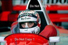 Nigel Mansell McLaren MP4/10 Spanish Grand Prix 1995 Photograph 2