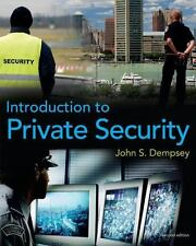 Introduction to Private Security by John S. Dempsey (2010, Paperback)