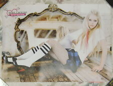 Avril Lavigne The Best Damn Thing 2007 Taiwan Promo Poster