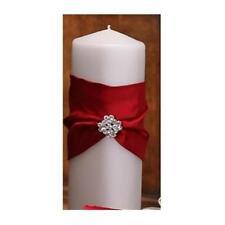 Bougie blancs pour le mariage