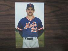 1986 Tcma New York Mets Howard Johnson Postcard
