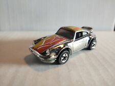Hot Wheels Super chrome Black Wall Porsche 911