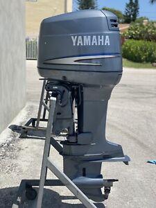 2004 200HP 200 HP YAMAHA OUTBOARD MOTOR