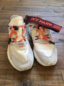 Ivy Park BEYONCE x Adidas Nite Jogger Ecru Grey FX3239 Size M 8 Brand New!