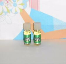 Bath & Body Works Original Vanilla Bean Noel Home Fragrance Oil X 2 NEW RARE