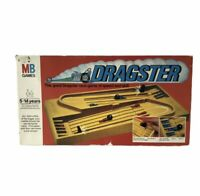 Vintage Dragster Board Game by MB Games - 100% Complete 1976 Milton Bradley
