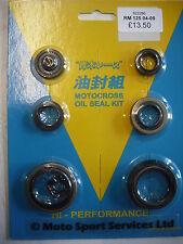 Engine Oil Seal Kit Suzuki RM125 RM 125 2004 to 2008 Mitaka 266