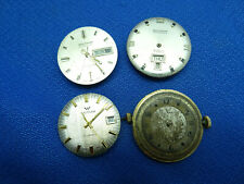 LOT OF WALTHAM AUTOMATIC AND WINDUP WATCH MOVEMENTS FOR RESTORATION OR PARTS
