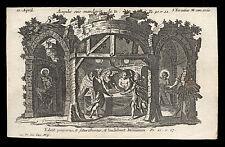 santino incisione1700 S.TERENZIO E CC. MM.  klauber