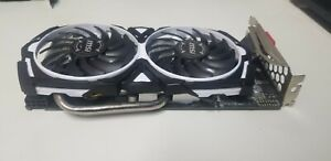 Lot of 3 MSI Armor Radeon RX 470 8gb Mining Edition Cards (Read description)