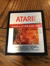 Raiders of the Lost Ark (Atari 2600, 1982) No Case No Manual