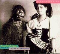 CRAZY & OBSCURE-NOVELTY SONGS 1914-1946  CD NEW