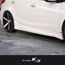 M&S Side Lip (Side Skirts) for KIA Forte K3 Sedan 2014+