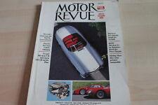 125044) BMW Z1 - Ferrari F 40 - 250 LM - Porsche 944 S2 - Motor Revue 1990