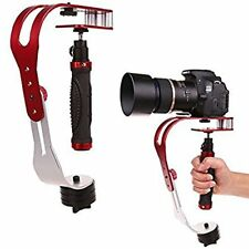 Pro Handheld Video Camera Stabilizer Steady For DSLR