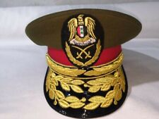 syrian army generals visor caps ship in two weeks time