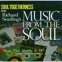 RICHARD SEARLING'S MUSIC FROM THE SOUL NEW & SEALED CD (EXPANSION) 70s MODERN