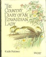 The Country Diary of an Edwardian Lady,Edith Holden- 9780718115814