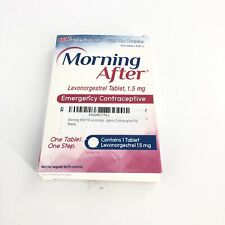 Morning After Pill Levonorgestrel Tablet 1.5mg like Plan B One Step Exp: 11/21