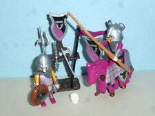 Barbaren Ritter Figuren knigths castle Ritterburg 6000 3268 Playmobil 073