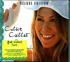 Colbie Caillat - Coco Asia Deluxe Edition (CD, UNIVERSAL 2009- Korea) Brand New