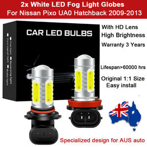 2x 8000lm Fog Light Globes For HONDA CIVIC 2017 2018 Spot Lamp white LED Bulb AU