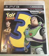 New listing Ps3 Toy Story 3 Game Vg (Sony PlayStation 3 Ps3)