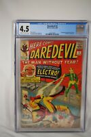 Marvel Comic DareDevil #2 CGC 4.5 Super Heroes Dare Devil