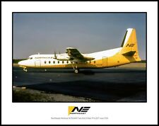 Northeast Airlines FH-227 11x14 Photo (E013LGJF11X14)