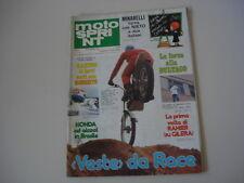 MOTOSPRINT 4/1980 PROVA TEST MAICO 400 CS CROSS/SERVIZIO MOTO GUZZI V50 V 50