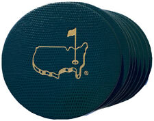 Official 2020 Masters Round Textured Coasters Augusta National 6
