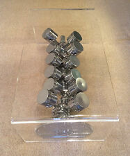 V12 Engine Exposed Internals Table - Engine Block coffee table